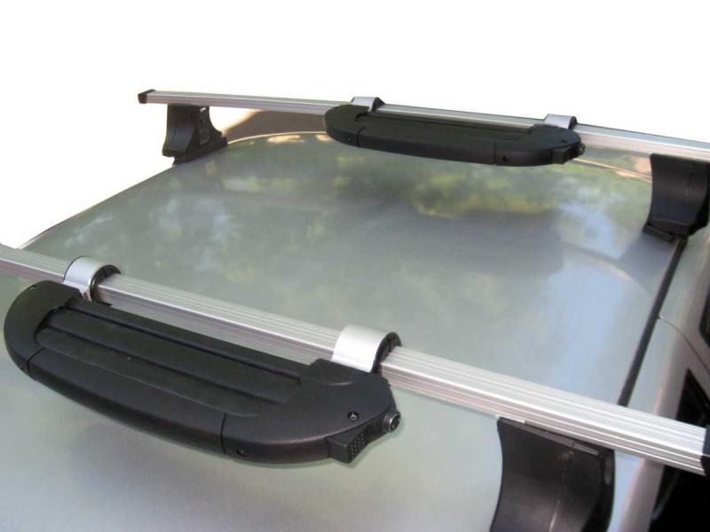 Адаптер крепления поворотный для лыж под дугу 20х30 (40мм) 8552