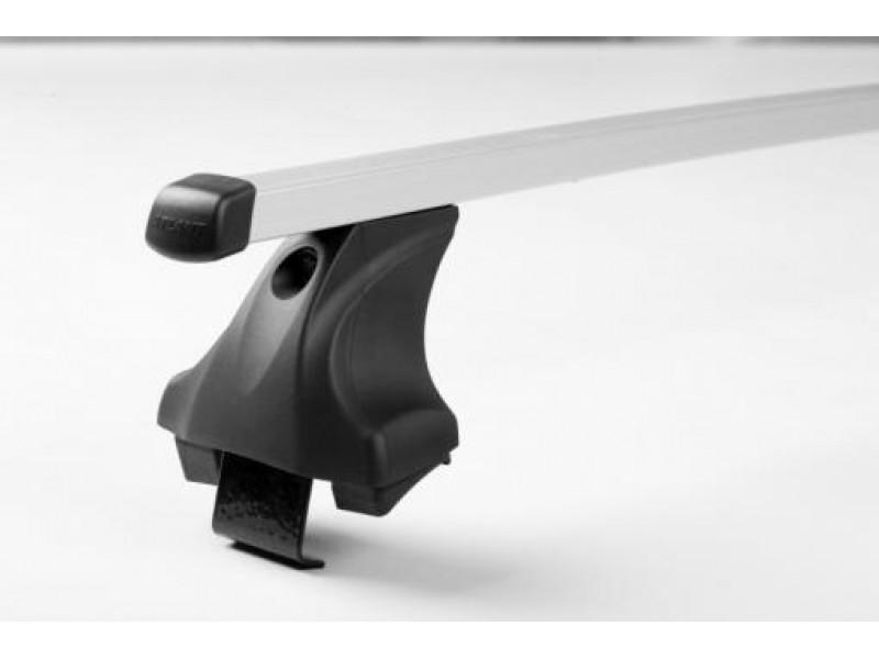 """Багажники серии """"ATLANT"""" в сборе для Nissan Tiida (5-dr hatch) 04-11, 11-13 7503"""