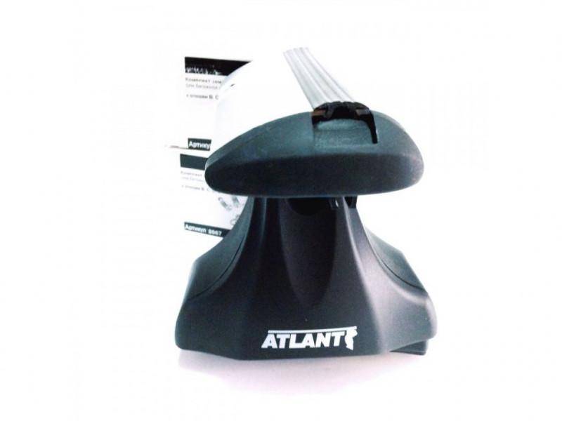"""Багажники серии """"ATLANT"""" в сборе для Citroen C5 (4-dr sed) 07... 7834"""
