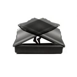Бокс Diamond 500 (220*80*44) 500л., белый глянец, двухстороннее открывание