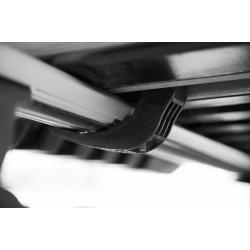 Бокс LUX TAVR 175 черный матовый 450L (1750х850х400)