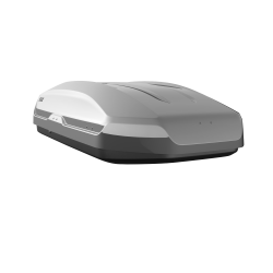 Бокс LUX TAVR 175 серый металлик 450L (1750х850х400)