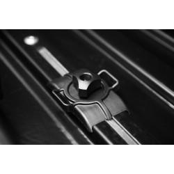 Бокс LUX TAVR 197 серый матовый 520L (1970х890х400)