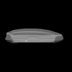 Бокс LUX TAVR 197 серый металлик 520L (1970х890х400)