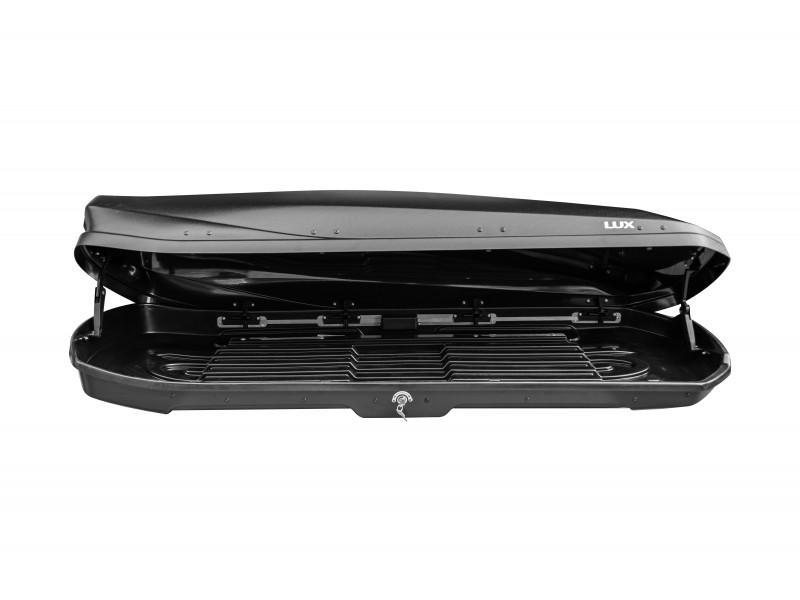 Бокс LUX IRBIS 206 черный матовый 470L (2060х750х360)