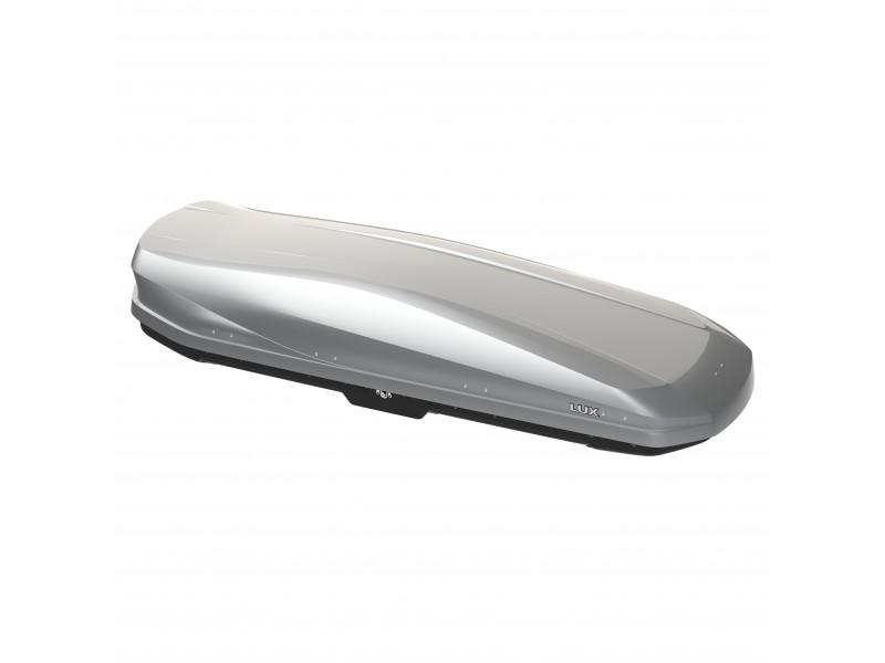 Бокс LUX IRBIS 206 серый металлик 470L (2060х750х360)