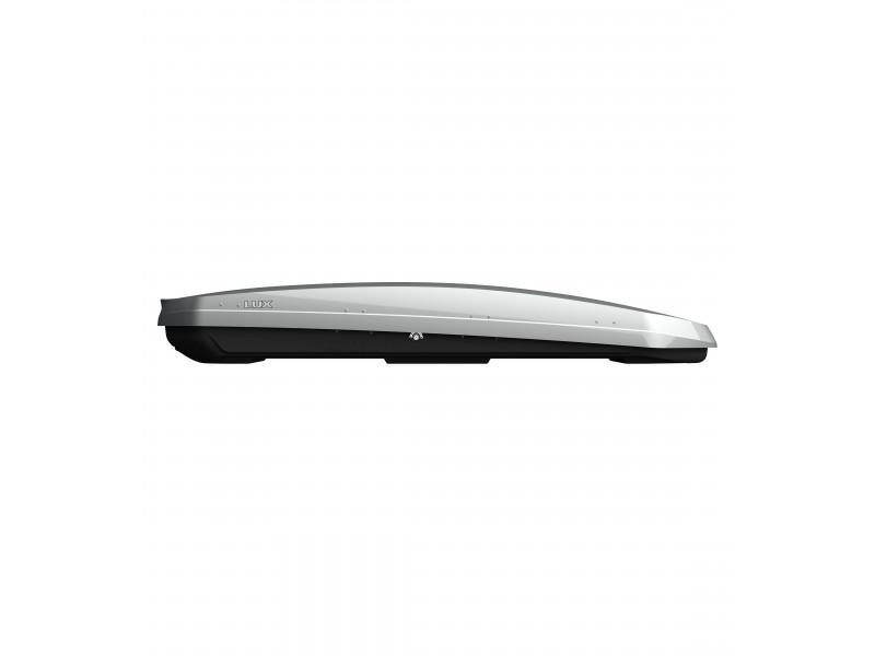 Бокс LUX MAJOR серый металлик 460L (2170х860х320)
