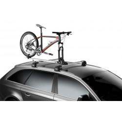 Вертикальное велосипедное крепление Thule ThruRide 565