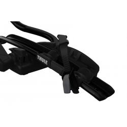 Вертикальное велосипедное крепление Thule ProRide 598 черного цвета
