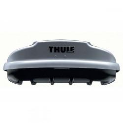 Бокс Thule Dynamic L (900), 235х94х35 см, титановый глянцевый, 430 л