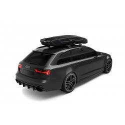 Бокс Thule Vector Alpine, 228x88,5x32 см, черный металлик, 360 л