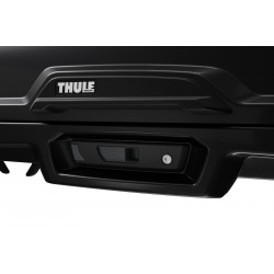 Бокс Thule Vector L, 231,5x89,5x35,5 см, титановый матовый, 420 л.