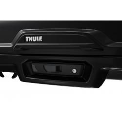 Бокс Thule Vector L, 231,5x89,5x35,5 см, черный металлик, 420 л.