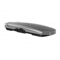 Бокс Thule Motion XT Alpine, 232x95x35 см, серебристый глянцевый, 450 л