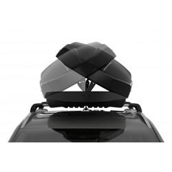 Бокс Thule Motion XT L (700), 195x89x44 см, серебристый глянцевый, 450 л