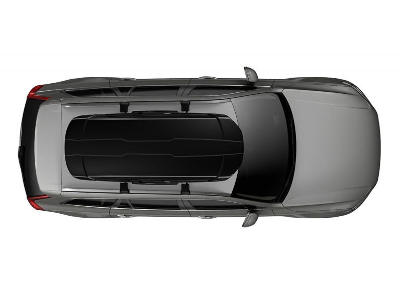 Бокс Thule Motion XT XL (800), 215x91,5x44 см, черный глянцевый, 500 л 629801