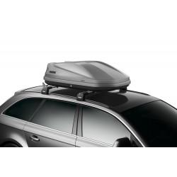 Бокс Thule Touring S (100), 139x90x40 см, титановый, dual side, aeroskin, 330 л