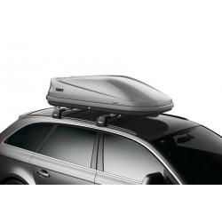 Бокс Thule Touring M (200), 175x82x45 см, титановый, dual side, aeroskin, 400 л