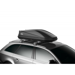 Бокс Thule Touring M (200), 175x82x45 см, антрацит, dual side, aeroskin, 400 л