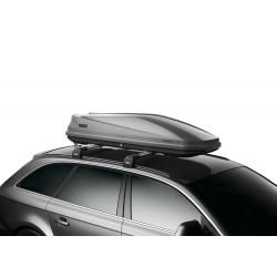 Бокс Thule Touring Sport (600), 190x63x39 см, титановый, aeroskin, 300 л