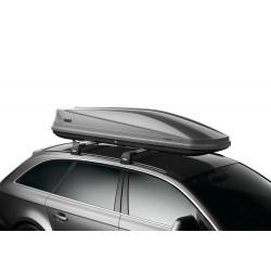 Бокс Thule Touring Alpine (700), 232x70x42 см, титановый, dual side, aeroskin, 430 л