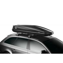 Бокс Thule Touring Alpine (700), 232x70x42 см, черный глянцевый, dual side, 430 л