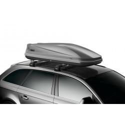 Бокс Thule Touring L (780), 196x78x43 см, титановый, dual side, aeroskin, 420 л