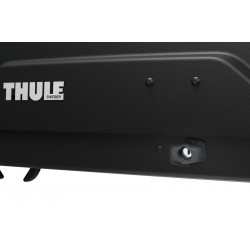 Бокс Thule Force XT S, 139x89,5x39 см, черный, dual side, aeroskin, 300 л