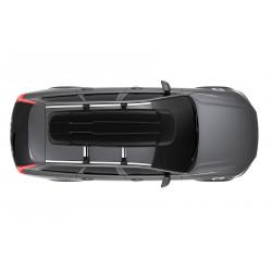 Бокс Thule Force XT Alpine, 230x70x42,5 см, черный, dual side, aeroskin, 420 л