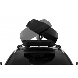 Бокс Thule Force XT Sport, 190x63x42,5 см, черный, dual side, aeroskin, 300 л
