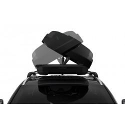 Бокс Thule Force XT L, 190x84x46 см, черный, dual side, aeroskin, 450 л