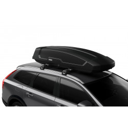 Бокс Thule Force XT XL, 210x86x44 см, черный, dual side, aeroskin, 500 л