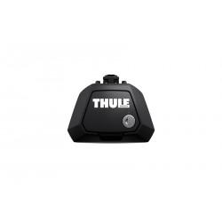 Упоры THULE Evo 710400 для автомобилей с обычными рейлингами (с замками)