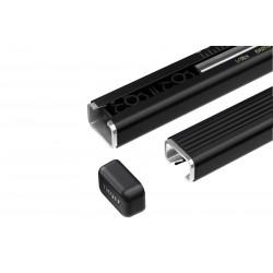 Комплект стальных прямоугольных дуг SquareBar 108 см, 2 шт.