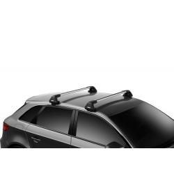 Упоры THULE EDGE 720500 для автомобилей с гладкой крышей