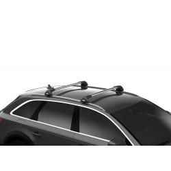 Упоры THULE EDGE 720600 для автомобилей с интегрированными рейлингами
