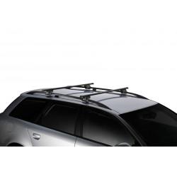 Багажник THULE на рейлинги Smart Rack 118 см
