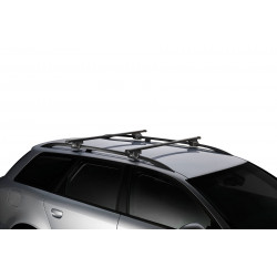 Багажник THULE на рейлинги Smart Rack 127 см