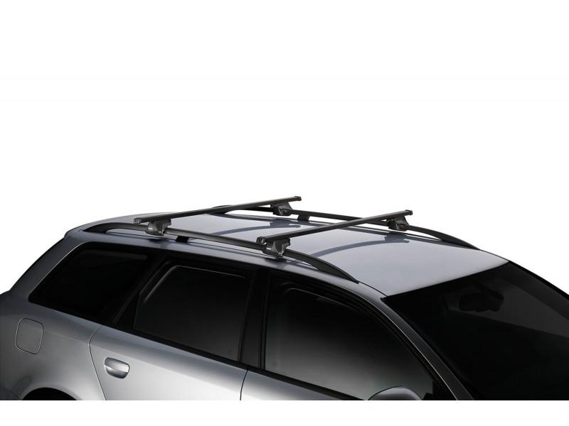 Багажник THULE на рейлинги Smart Rack 127 см 785