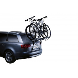 Крепление на заднюю дверь Thule ClipOn High для 2-х велосипедов 9106