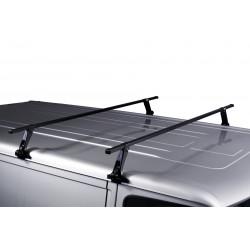 """Упоры """"THULE"""" для автомобилей с водостоками и высокой крышей 20 см (средний)"""