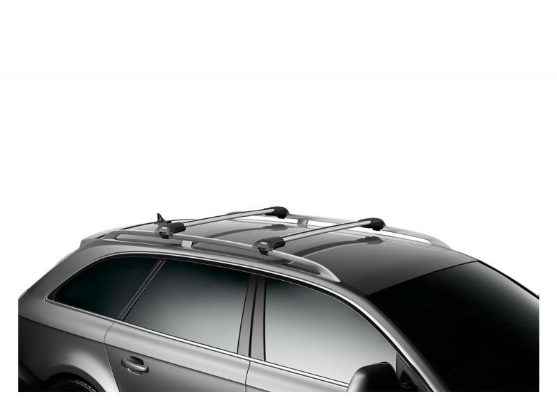 Багажник THULE WingBar Edge (на рейлинги) Длина дуг S+M   9584 9584