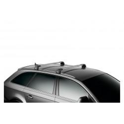 Багажник THULE WingBar Edge (на Fixpoint / интегр. рейлинги) Длина дуг S+M   9594