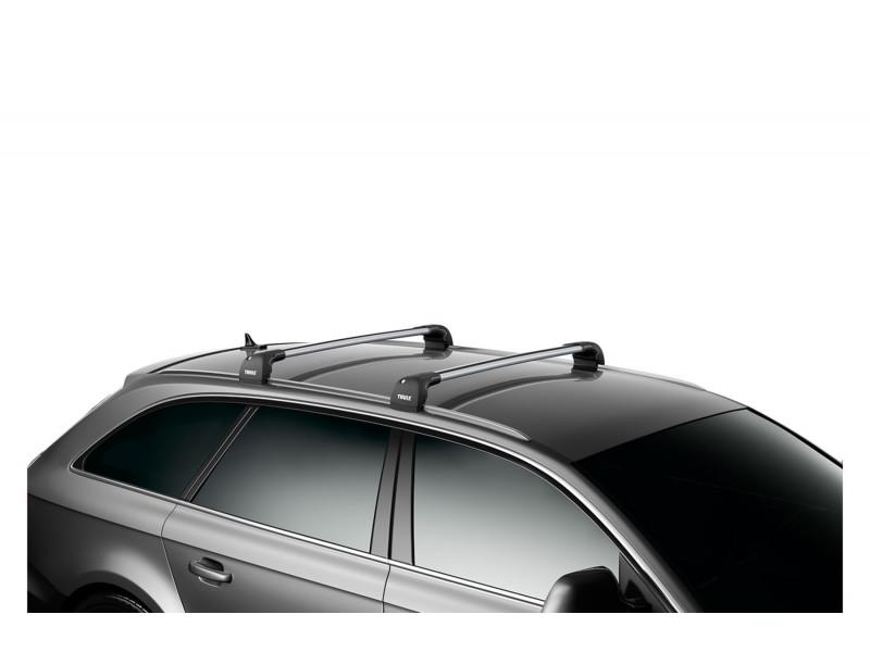 Багажник THULE WingBar Edge (на Fixpoint / интегр. рейлинги) Длина дуг S+M   9594 9594