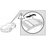 Багажник THULE WingBar Edge черного цвета (на Fixpoint / интегр. рейлинги) Длина дуг L/XL 9596-2 9596B