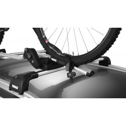Комплект замков Thule для ремней, фиксирующих колеса велосипеда на креплении 986